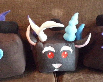 My Little Pony Discord Sugar Cube Plushie