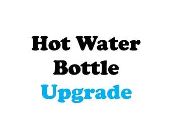 TheCraftyElks: Hot Water Bottle Upgrade