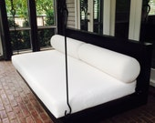 "Porch Swing: The ""Peninsula"" Swing Bed -- FREE SHIPPING! (Bedswing)"