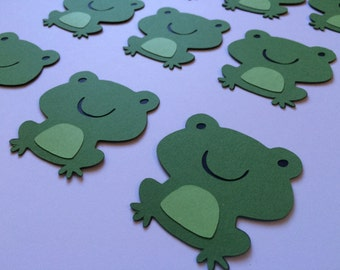 Set of 10 Frogs