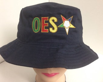 OES Bold Bucket Hat