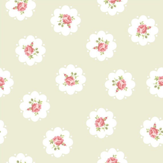 floral designer removable wallpaper with water activated