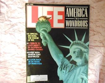 Life Magazine, July 1986