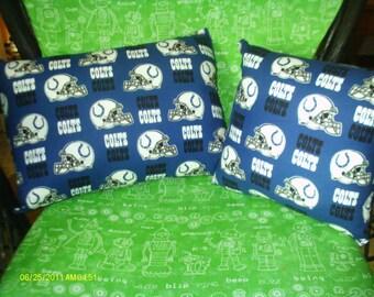 Indianapolis Colts Pillow Set
