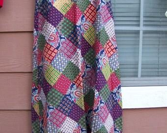 vintage I Magnin 60's skirt