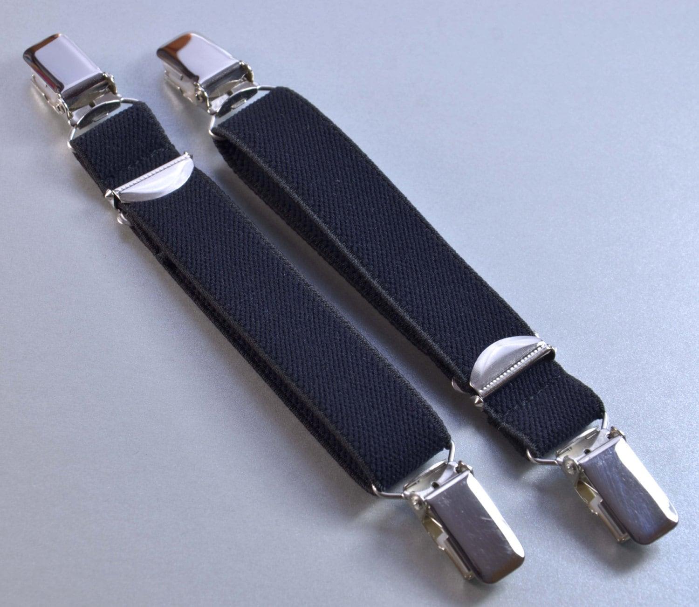 Sangles suspenderstraps avec deux c t s harnais attache - Bas avec porte jarretelle integre ...