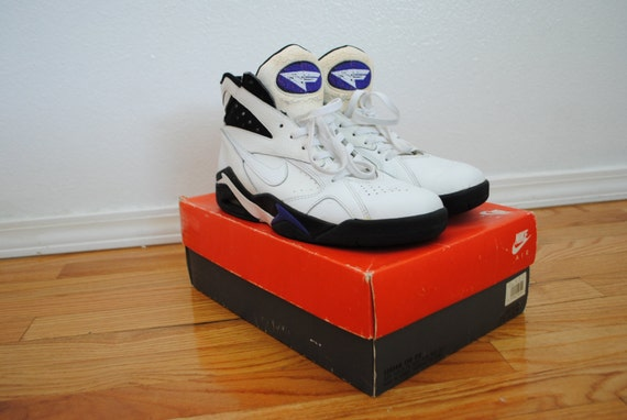 Air Solo Flight Vntg 1992 Nike Air Solo Flight