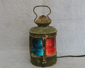 Ship's Navigation Lamp - Perko ?