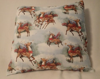 Pillow Cover, Christmas Pillow Cover, Christmas Pillow, Holiday Pillow, Christmas Decor, Christmas Decoration, Christmas Throw Pillow,