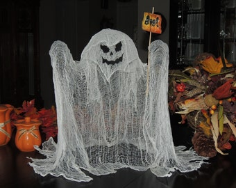 Halloween Cheesecloth Ghost Decoration