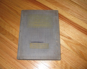 1946 MOTOR'S AUTO REPAIR Manual 9th Edition Second Printing 851 Pages Hardcover