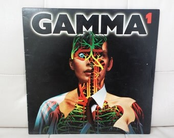 "Gamma- ""Gamma 1"" vinyl record"