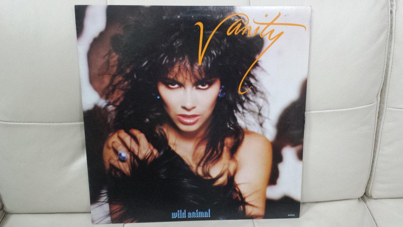Vanity Wild Animal Vinyl Record By Circacentury On Etsy
