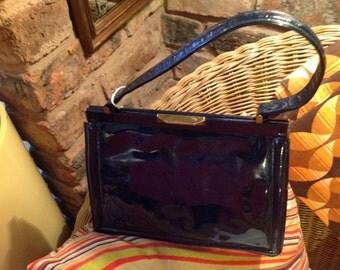 VINTAGE.        1960s Mod Bag      VINTAGE