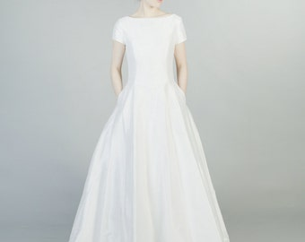 M.E.R.L.E wedding dress