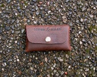 Small Snap Card Wallet