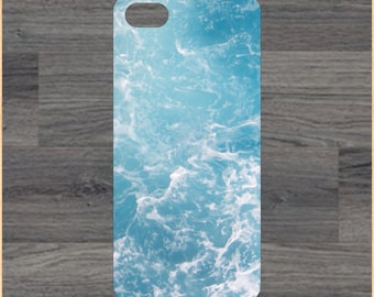 Ocean Water Cell Phone Case iPhone 4/4S 5/5C 6/6+ Case and Samsung Galaxy S3/S4/S5
