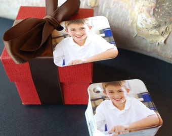 Bar Mitzvah Favor Tags (Mini Tags)