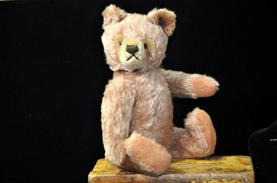 Mohair Steiff Bear