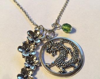 Mulan inspired necklace