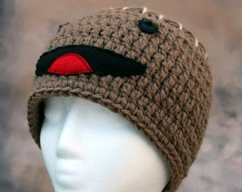 Little big planet inspired thick ready to be shipped sakboy character in youth size