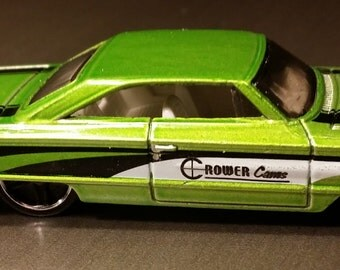 1964 Ford Galaxie 500 Crower Cams USB Flash Drive - Several Colors/Styles Available