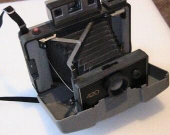 Polaroid 420 Camera