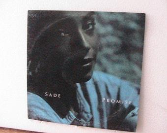 Vintage LP Sade
