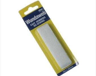 Wundaweb - Vilene - 5m x 20mm