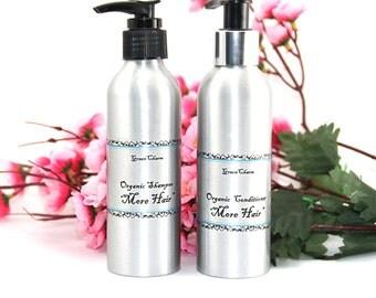 Organic shampoo&conditioner set