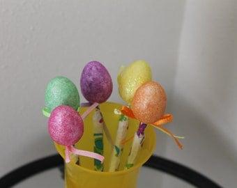 5 Easter Egg Duct Tape Pens
