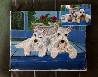 Painted Pet Portraits