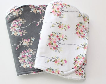 The Floral Trees Collection - Set of 2