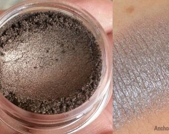 ANCHOR- All Natural Eyeshadow- Vegan Friendly Makeup- Brown Eyeshadow- Organic Makeup- Cruelty Free Makeup