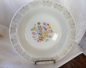 """Royal China soup/salad bowls, set of 2, 8 1/4"""""""