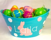 Personalized Decal Kit - Easter Bunny