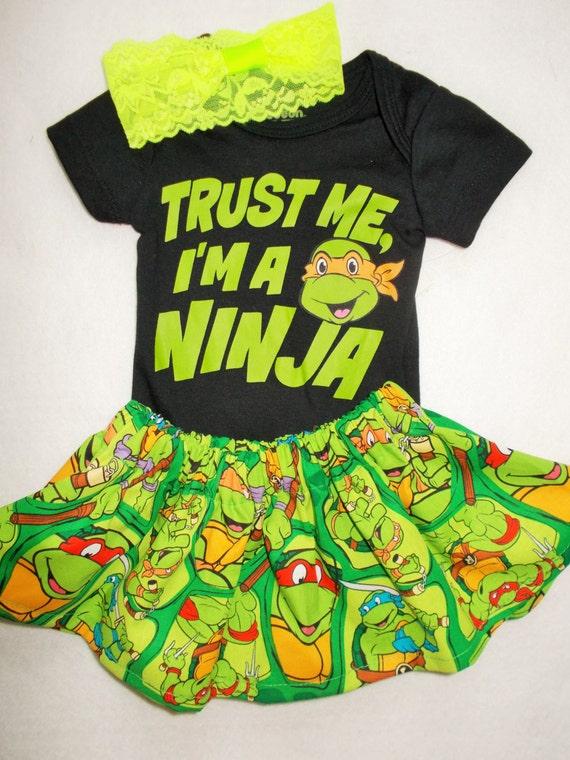 tmnt costume dress skirt tutu shirt