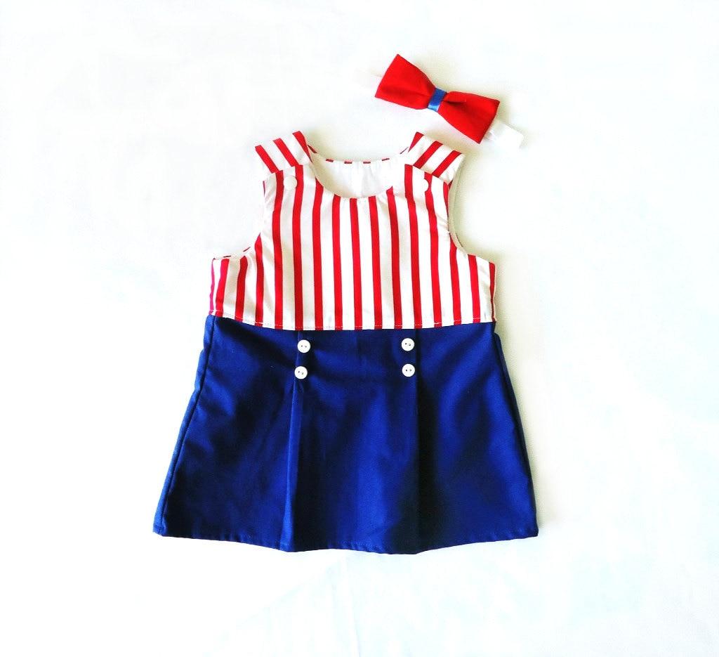 Girls Sailor Dress