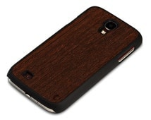 Wenge Samsung Galaxy S4 Wood Case Cover. Wenge Samsung Galaxy S4 Wood Matte Case - FREE Shipping!