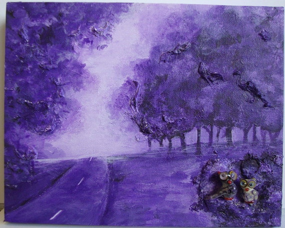 Monochromatic painting purple images for Famous monochromatic paintings