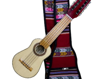 Charango Guitar 10 String + Case Andean sound  Peru