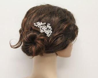 Bridal hair comb Pearl wedding comb bridal jewelry bridal accessory wedding hair comb bridal hair jewelry wedding headpiece bridal comb