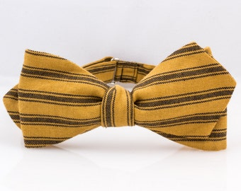 "The ""Langston II"" Self Tie Bow Tie"