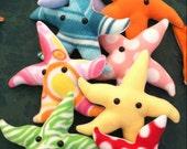 Starfish Plushie