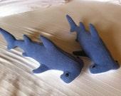 Hammerhead Shark Plushie