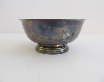 Silver Plated Bowl, Gorham Bowls, Gorham Silver Plated Bowl, Vintage Bowls, Bowls, Silver Plated, Gorham Silver, Gorham Dishes