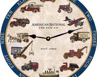 Children's Clock- Personalized Children's Clock