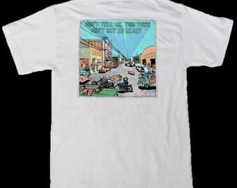 Grateful Dead T Shirt ... Muppets Shakedown Street ... Classic lot shirt
