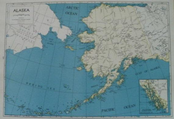 Alaska MapAnchorage Valdez Kenai Kodiak Matanuska