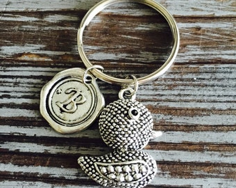 Popular Items For Duck Keychain On Etsy